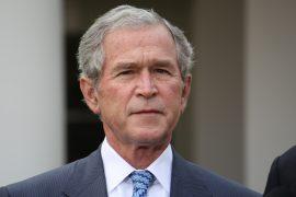 Letter to Bush